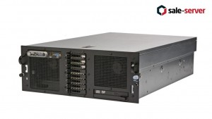 DELL PowerEdge R900 8xSFF / 4 x E7450 / 64GB / PERC 6/i / 2x1570W